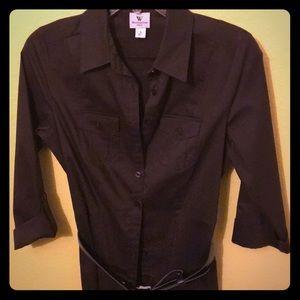 Women's Worthington shirt NWOT